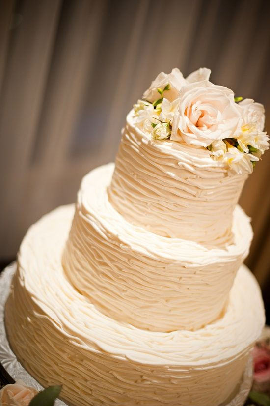 Beautiful Simple Wedding Cakes  15 best images about Bec wedding cake table flowers on