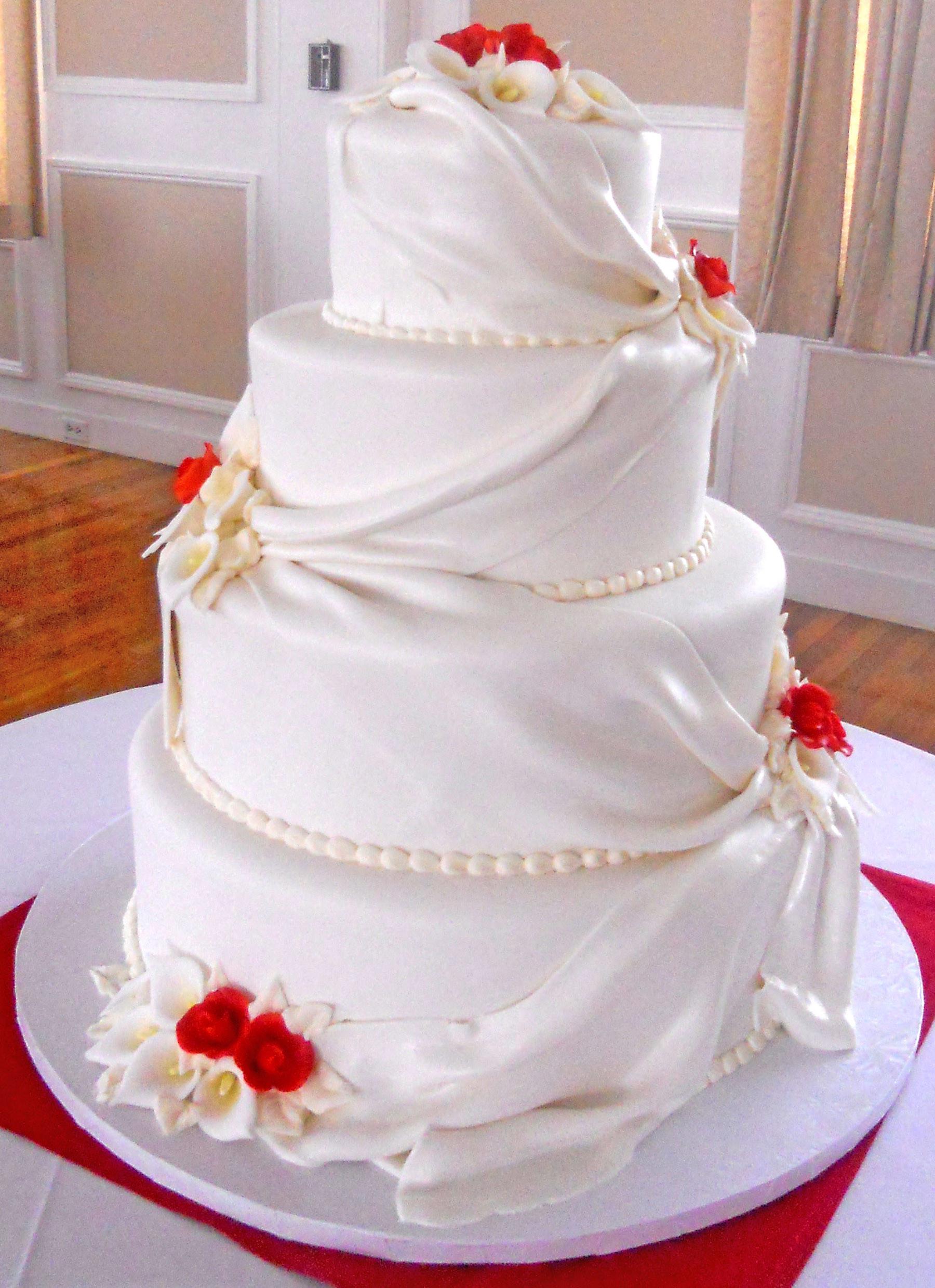 Beautiful Simple Wedding Cakes  Amazing Wedding Cakes for Amazing Events Registaz