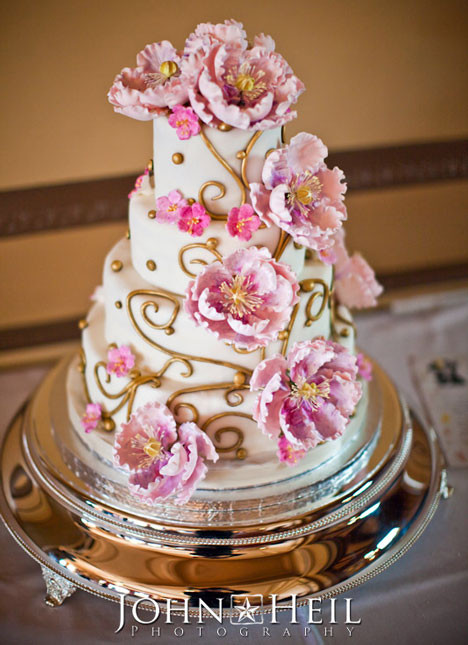Beautiful Wedding Cakes Pictures  Beautiful Wedding Cakes