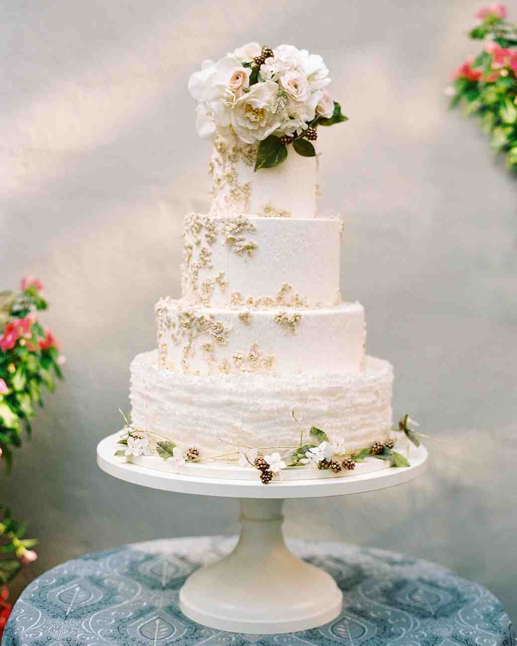 Beautiful Wedding Cakes Pictures  50 Beautiful Wedding Cakes That Are Almost Too Pretty