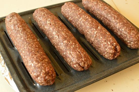 Beef Summer Sausage  Beef Summer Sausage Little Dairy the Prairie