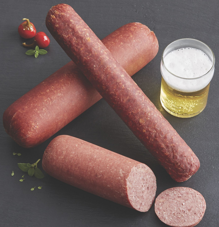 Beef Summer Sausage  Cheese Nation