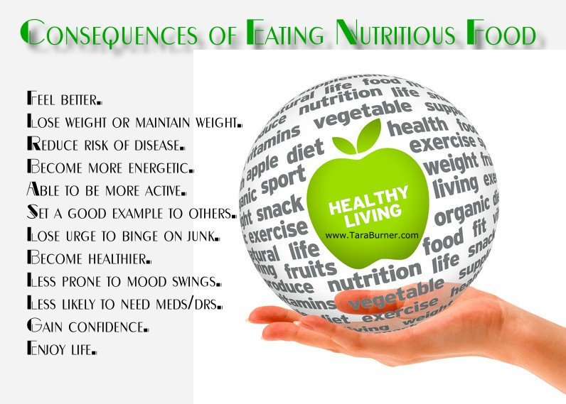 Benefits Of Healthy Snacks  Consequences of Eating Nutritious Food