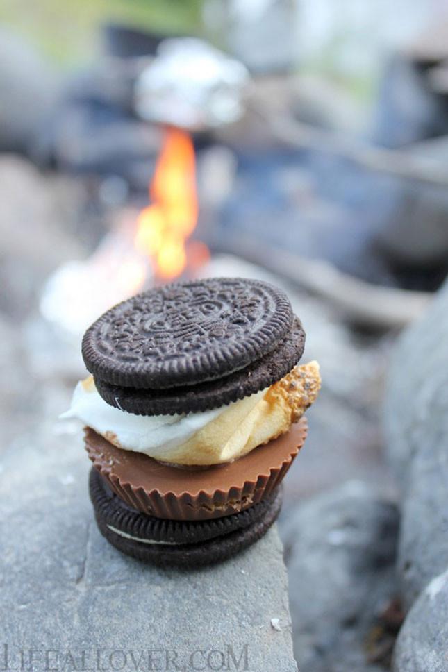 Best Camping Desserts  CAMPING TRIP DESSERTS