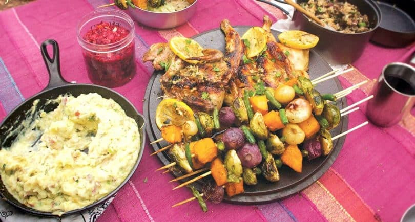 Best Camping Dinners  Best Camping Meals The Most Delicious Foods for Outdoor
