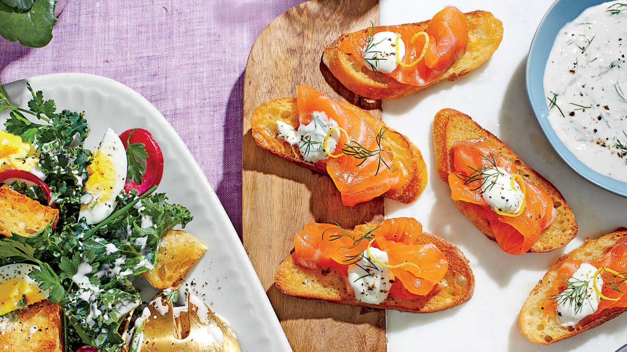 Best Easter Appetizers  Effortless Easter Appetizers Southern Living