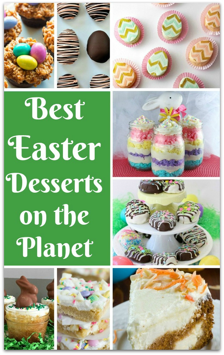 Best Easter Desserts Ever  20 Best Easy Easter Desserts Food Fun & Faraway Places