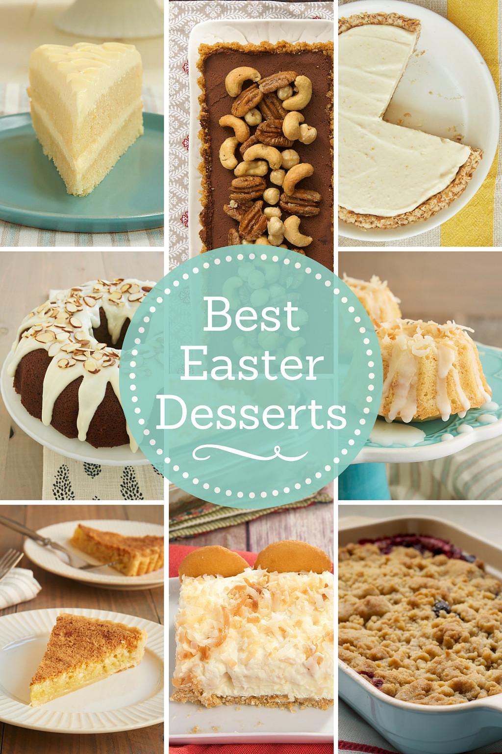 Best Easter Desserts Ever  Best Easter Desserts Bake or Break