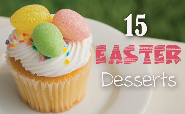 Best Easter Desserts  15 Best Easter Desserts Pretty My Party