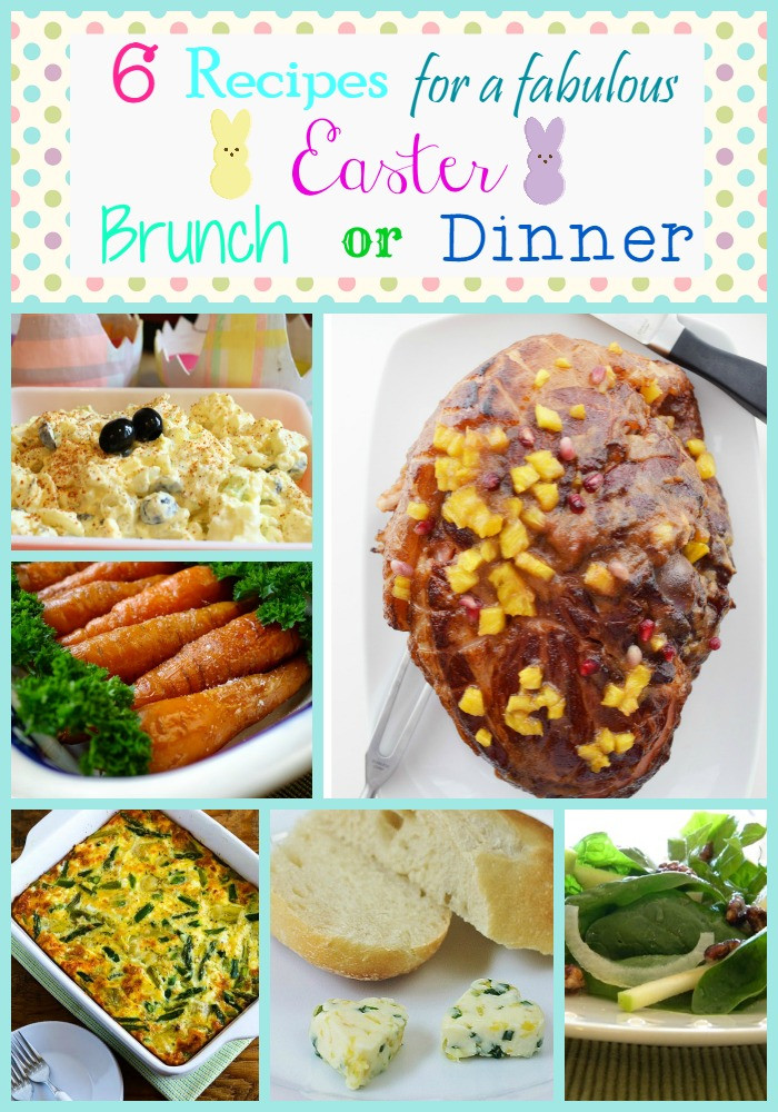 Best Easter Dinner Recipes  Six Best Easter Brunch or Dinner Recipes Thrifty Mommas Tips