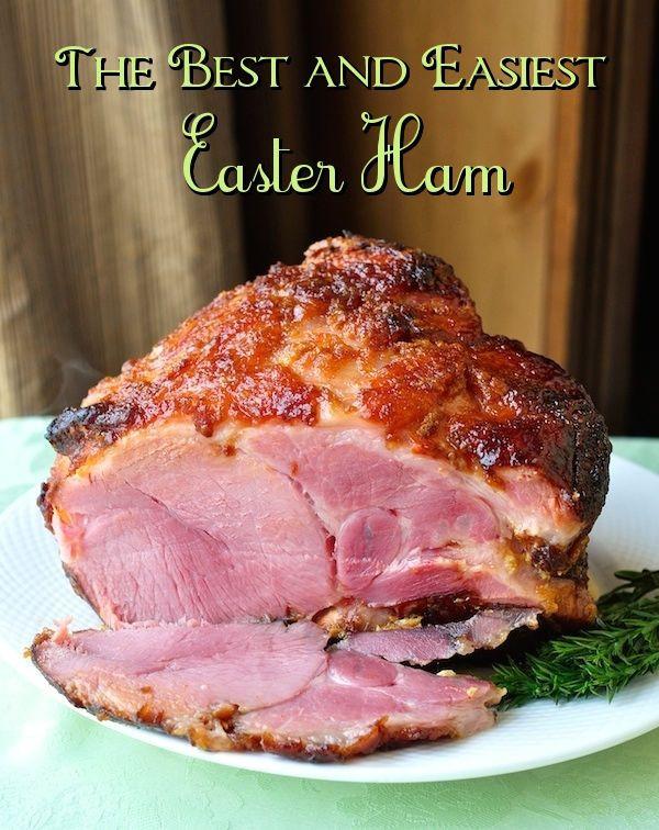 Best Easter Ham Recipe  25 Best Ideas about Best Ham Recipe on Pinterest