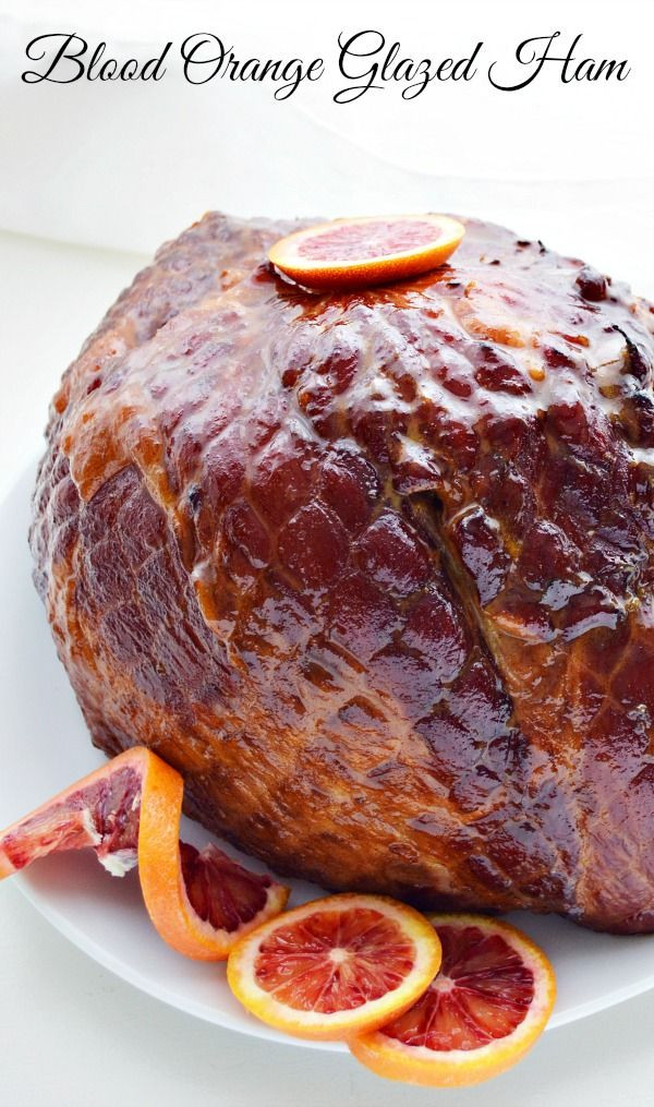 Best Easter Ham Recipe Ever  72 best images about Ham & bolonga on Pinterest