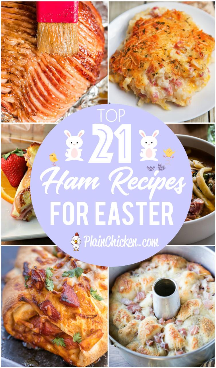 Best Easter Ham Recipe Ever  Top 21 Ham Recipes for Easter