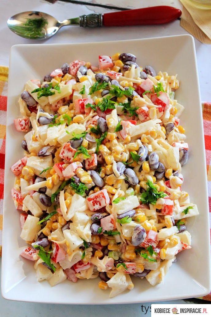 Best Easter Salads  164 best images about Sałatki surówki przystawki on