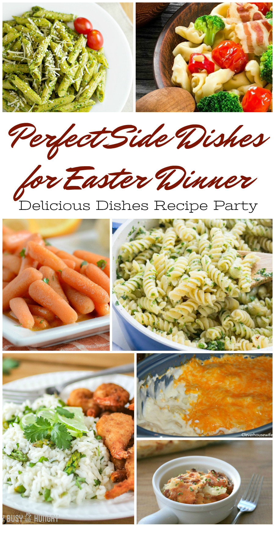 Best Easter Side Dishes  Delicious Dishes Party Favorite Easter Side Dishes
