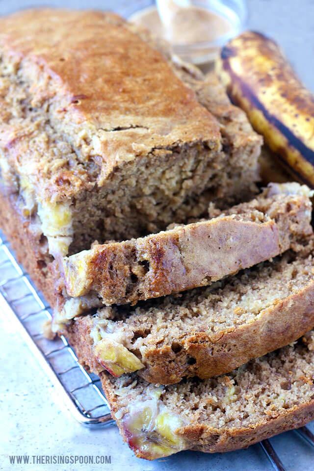 Best Healthy Banana Bread Recipe  Healthy Banana Bread