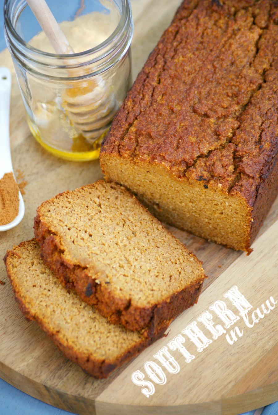 Best Healthy Bread  Southern In Law Recipe The Best Healthy Paleo Pumpkin Bread