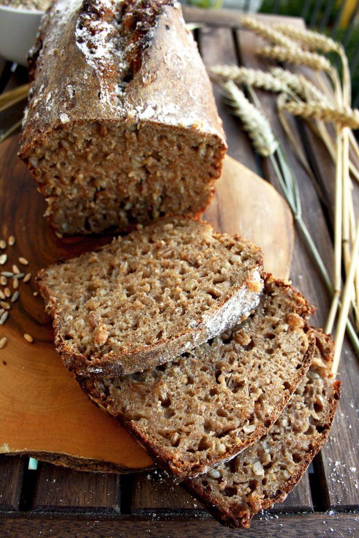 Best Healthy Bread  Best 25 Whole grain bread ideas on Pinterest
