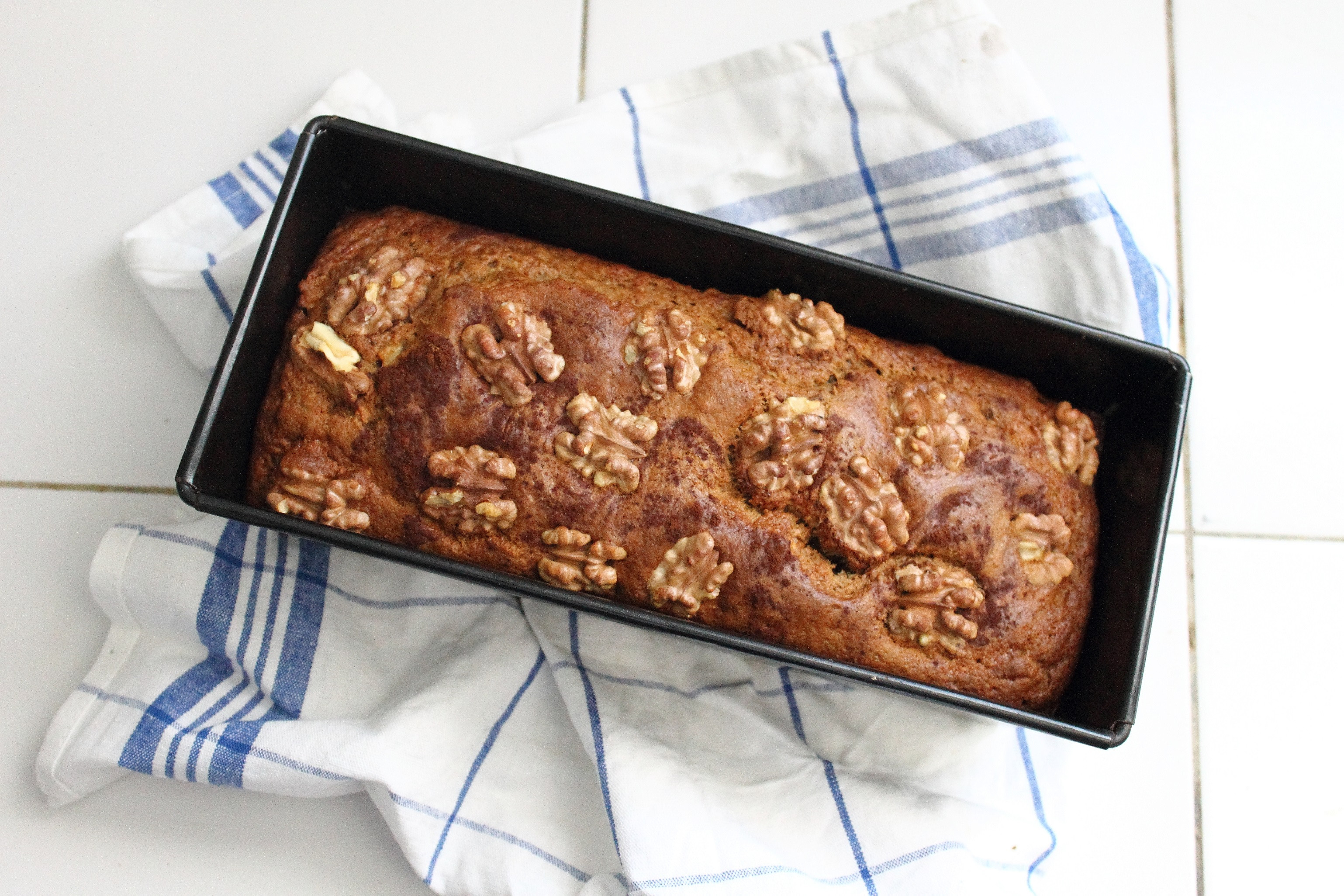 Best Healthy Bread Recipe  BEST HEALTHY BANANA BREAD RECIPE Style Over Function