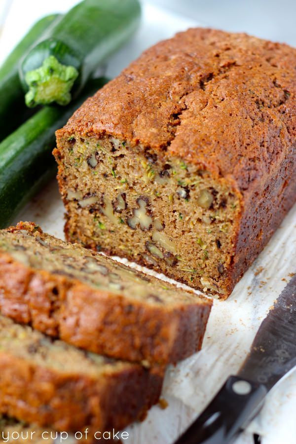 Best Healthy Bread Recipe  10 Best ideas about Healthy Zucchini Bread on Pinterest