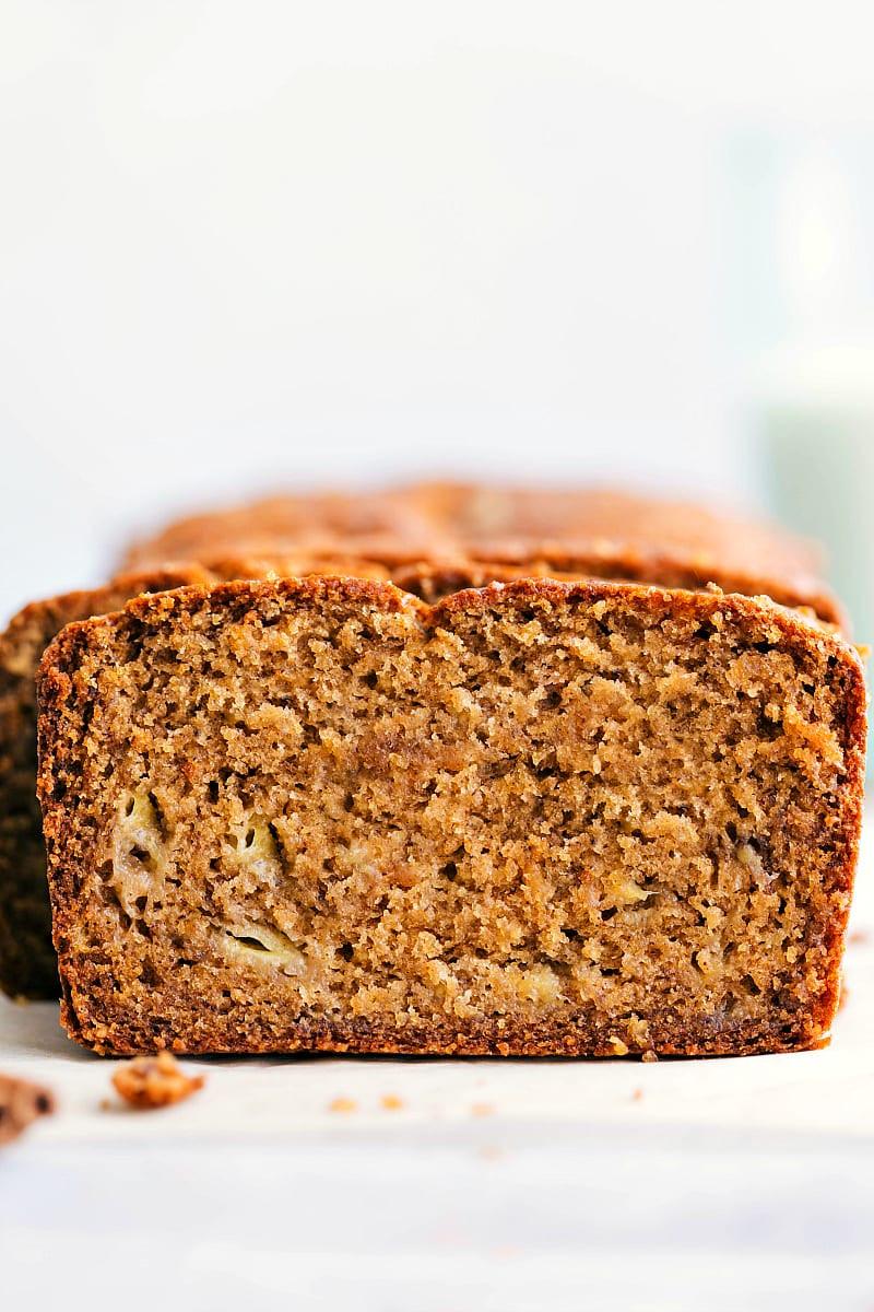 Best Healthy Bread  Healthy Banana Bread [Moist BEST Ever ]