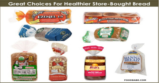 Best Healthy Bread To Buy  Before You Ever Buy Bread Again…Read This And Find The