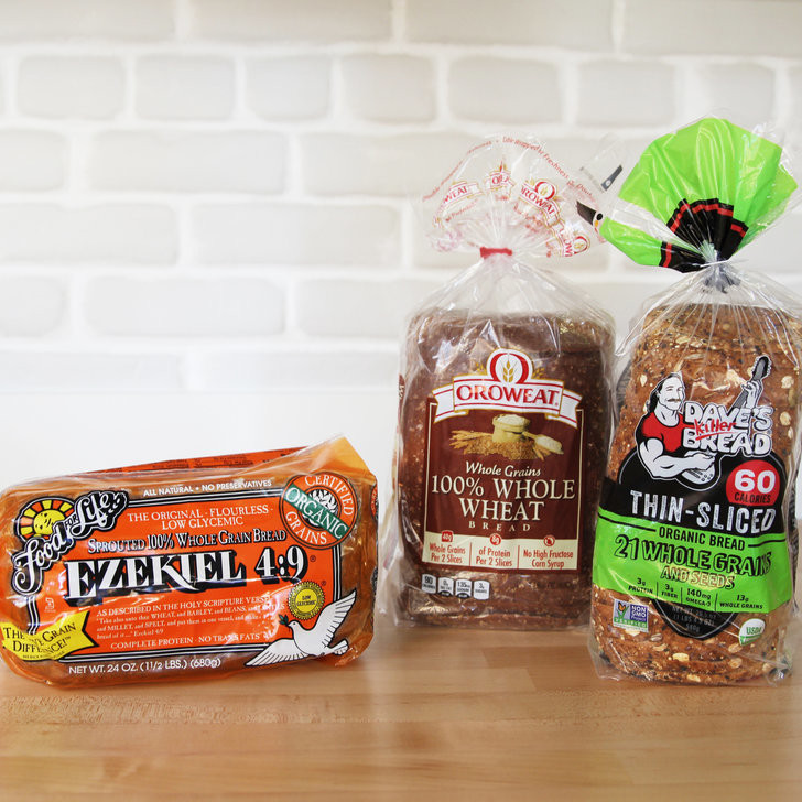 Best Healthy Bread To Buy  Nutritionist Re mended Healthiest Breads