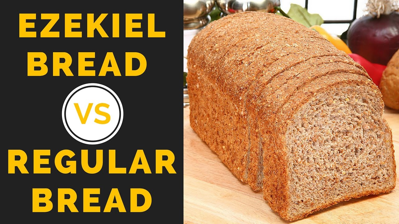 Best Healthy Bread To Buy  What Is Ezekiel Bread and Is It Healthy