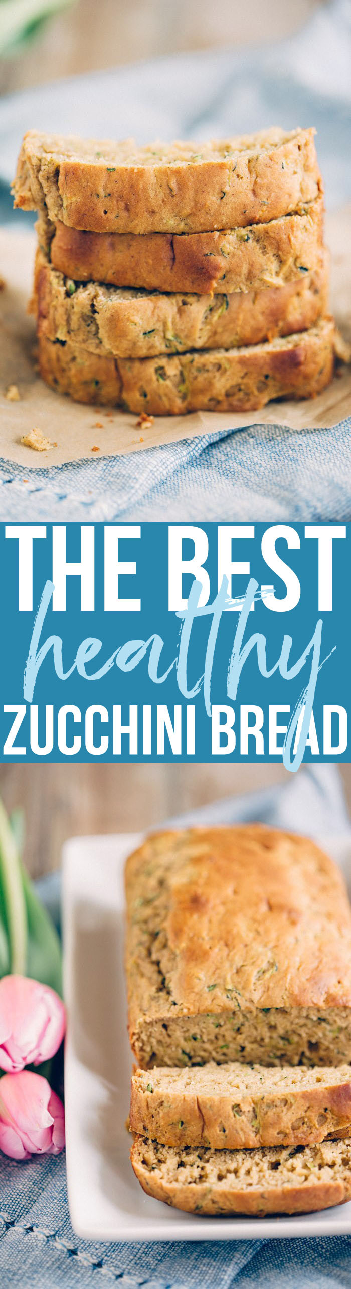 Best Healthy Bread To Eat  Healthy Zucchini Bread Eat Yourself Skinny