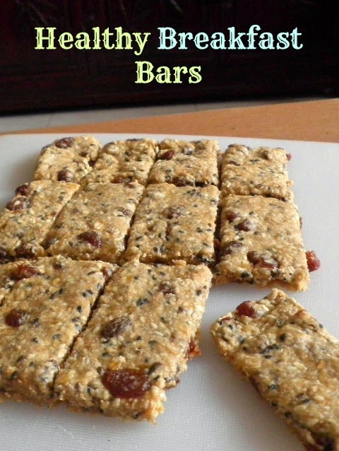 Best Healthy Breakfast Bars  TREAT & TRICK TOP 10 FAVORITE POST OF 2014