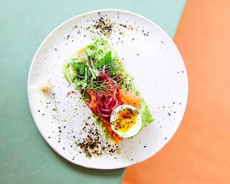 Best Healthy Breakfast Nyc  23 Top healthy food spots in New York City