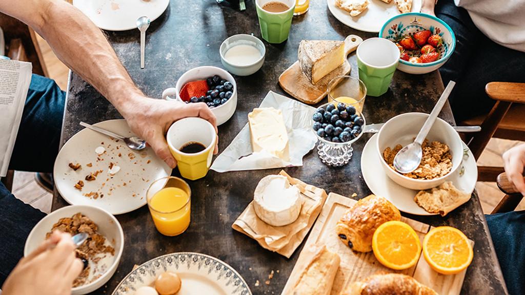 Best Healthy Breakfast Nyc  5 Healthy Brunch Spots In NYC