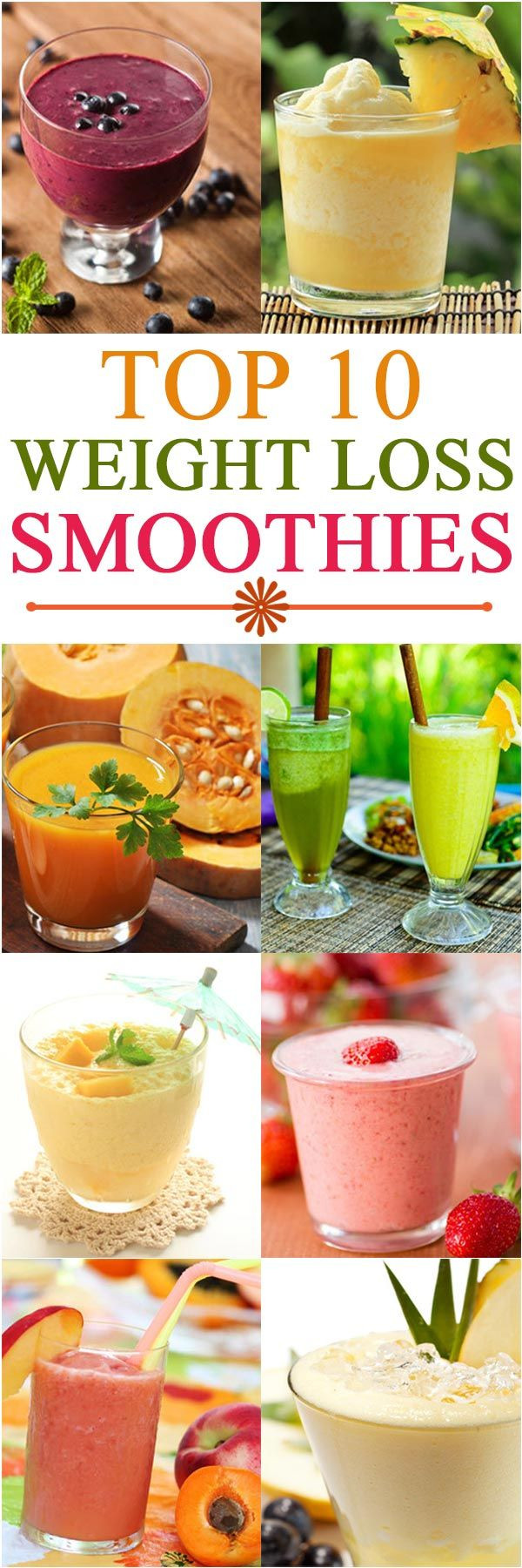 Best Healthy Breakfast Smoothies  fresh fruit breakfast smoothie recipes