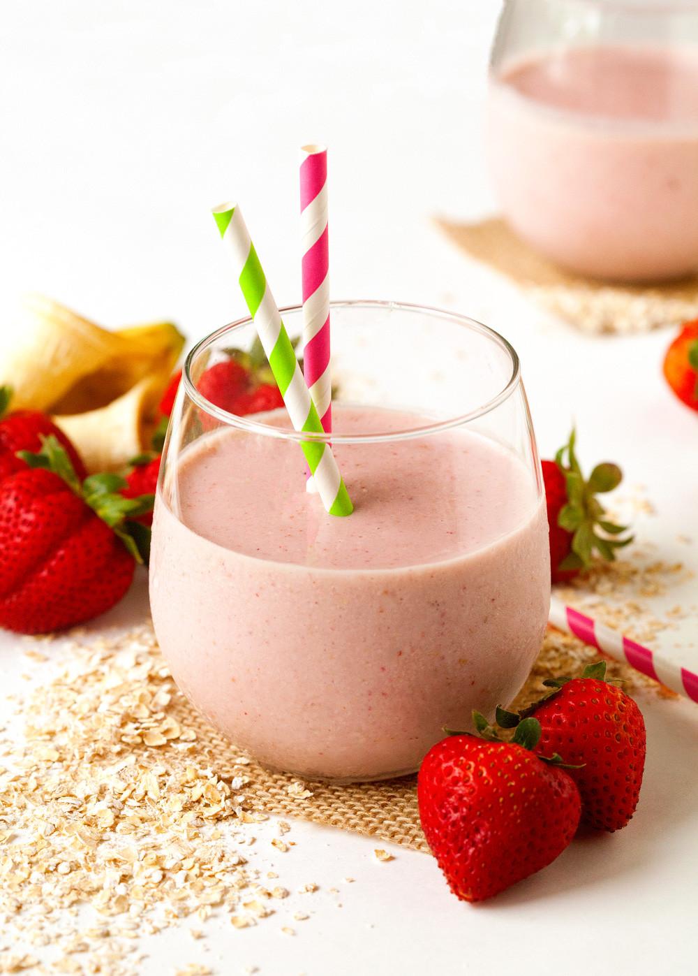 Best Healthy Breakfast Smoothies  The Very Best Breakfast Oatmeal Smoothie