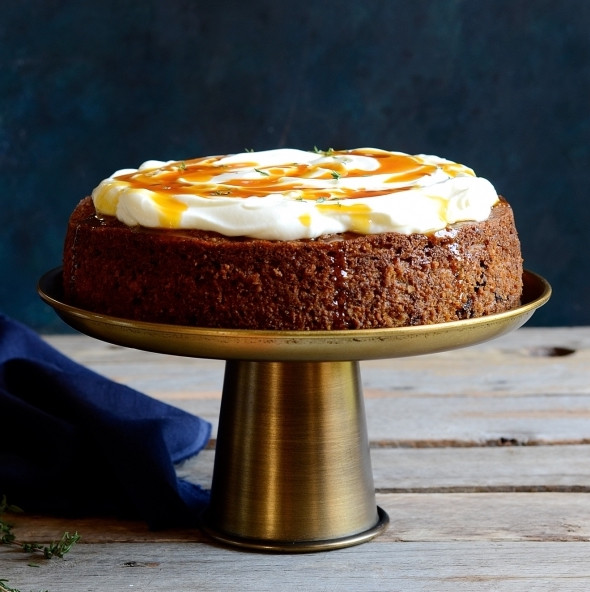 Best Healthy Carrot Cake Recipe  The Best Healthy Carrot Cake recipe All4Recipes