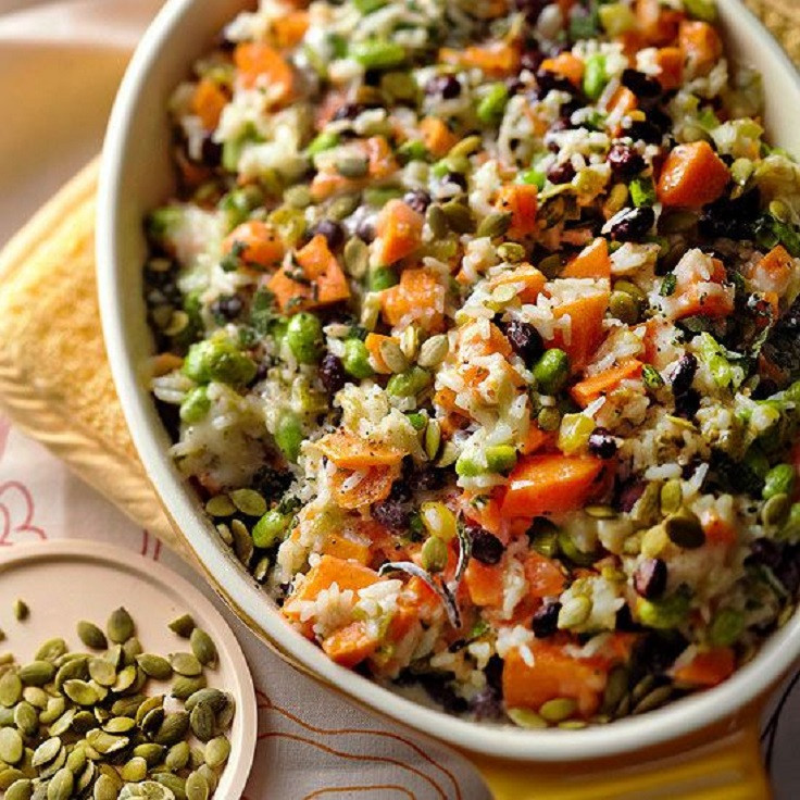 Best Healthy Casseroles  Top 10 Healthy Casserole Recipes Top Inspired