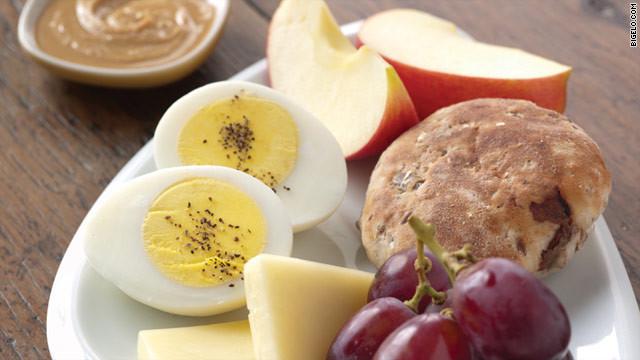 Best Healthy Fast Food Breakfast  America s healthiest fast food breakfasts CNN