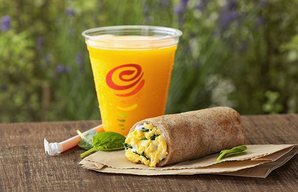 Best Healthy Fast Food Breakfast  5 Healthy Fast Food Breakfast Options for Crazy Busy