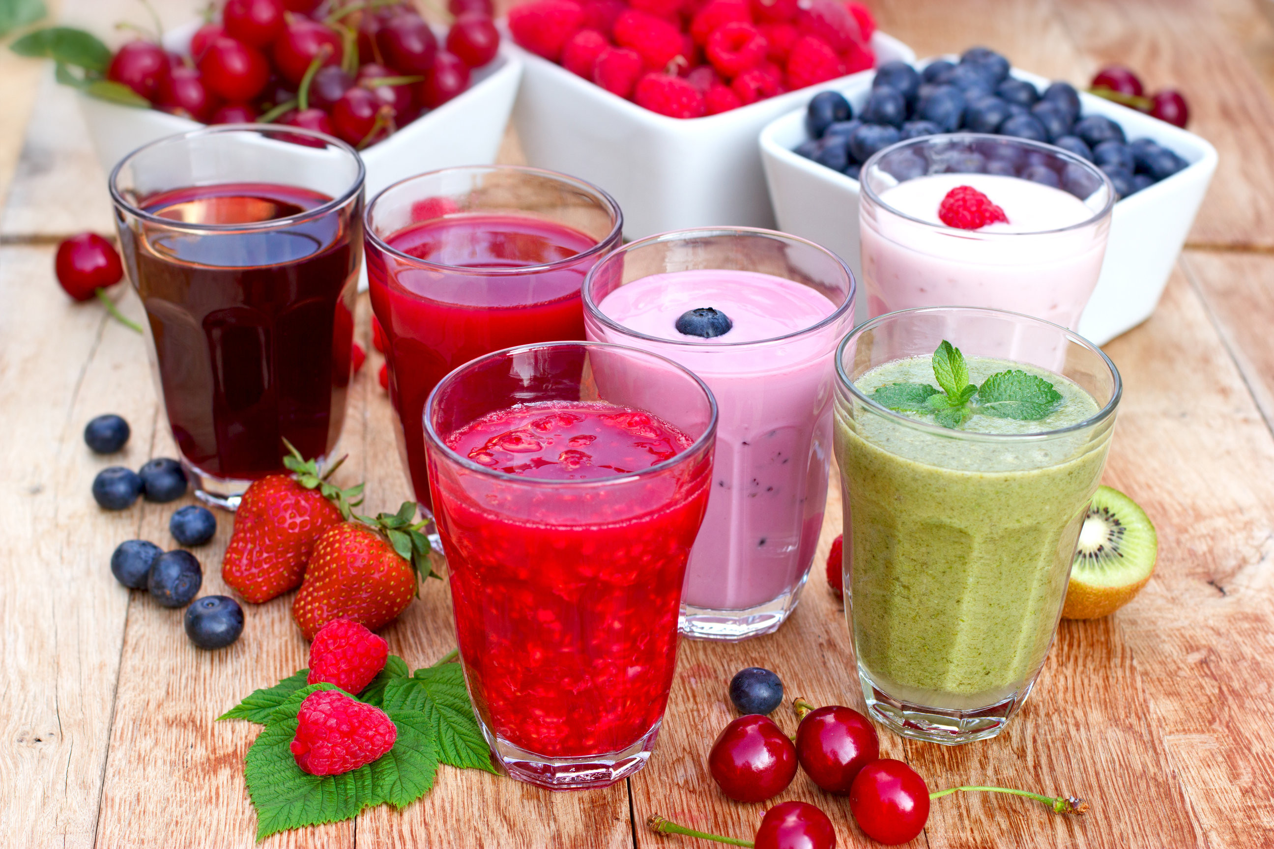 Best Healthy Fruit Smoothies  5 Healthy Morning Smoothies – Posh RX