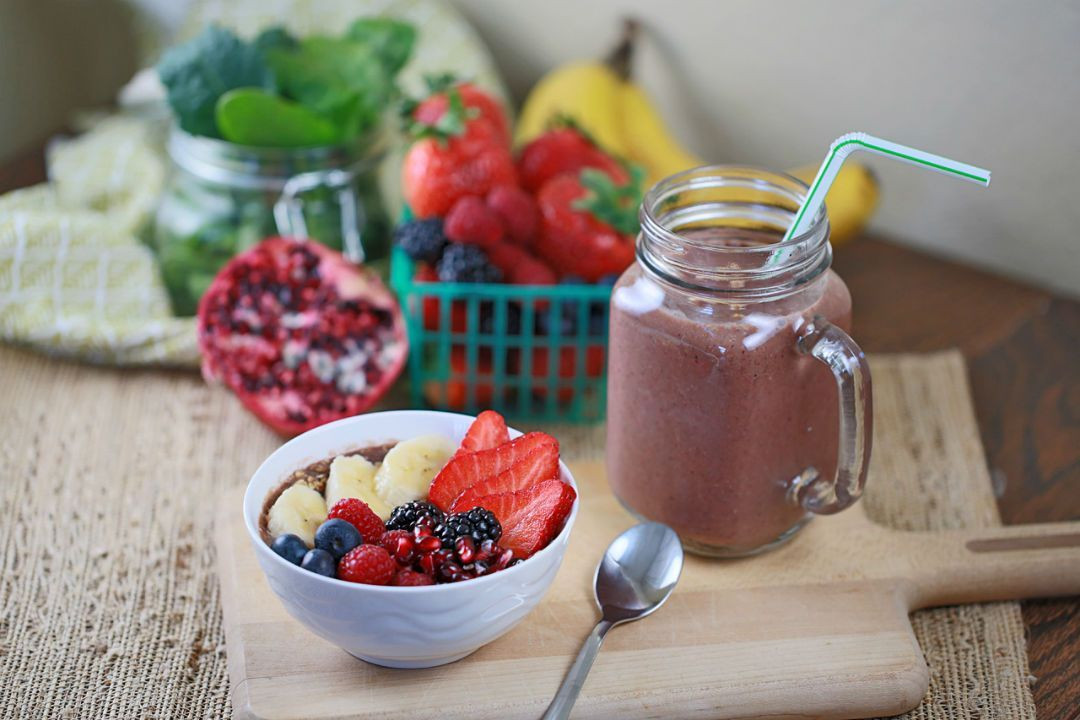 Best Healthy Fruit Smoothies  7 Easy to Make Detox Smoothies for a Vibrant Skin