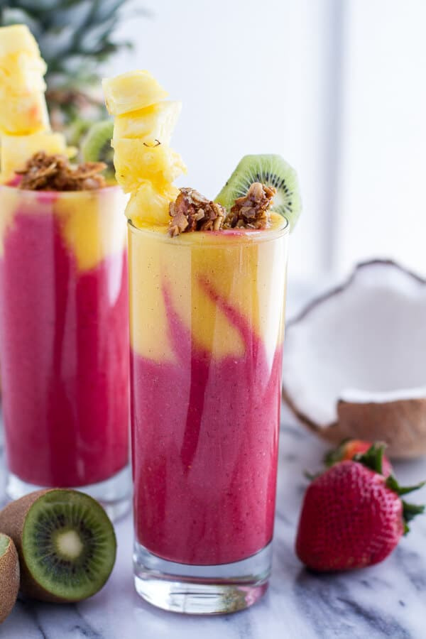 Best Healthy Fruit Smoothies  Half Baked Harvest Made with Love