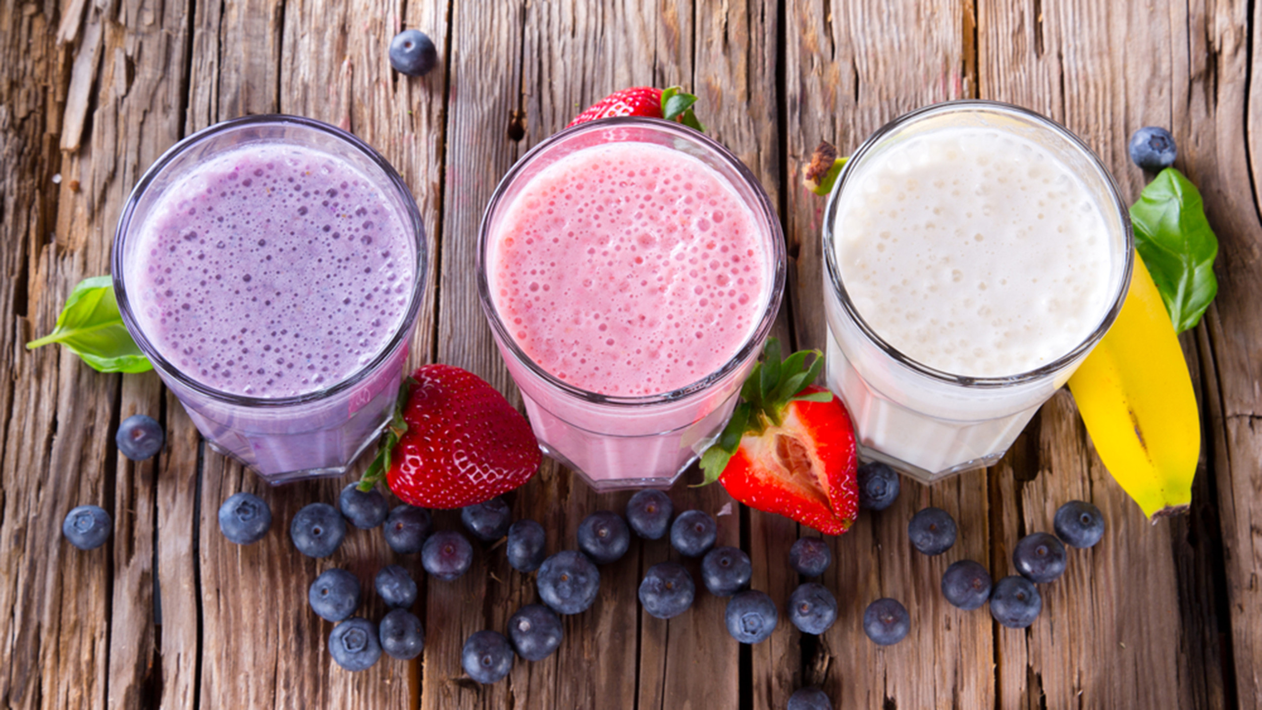 Best Healthy Fruit Smoothies  How to order a healthy smoothie plus a great chocolate