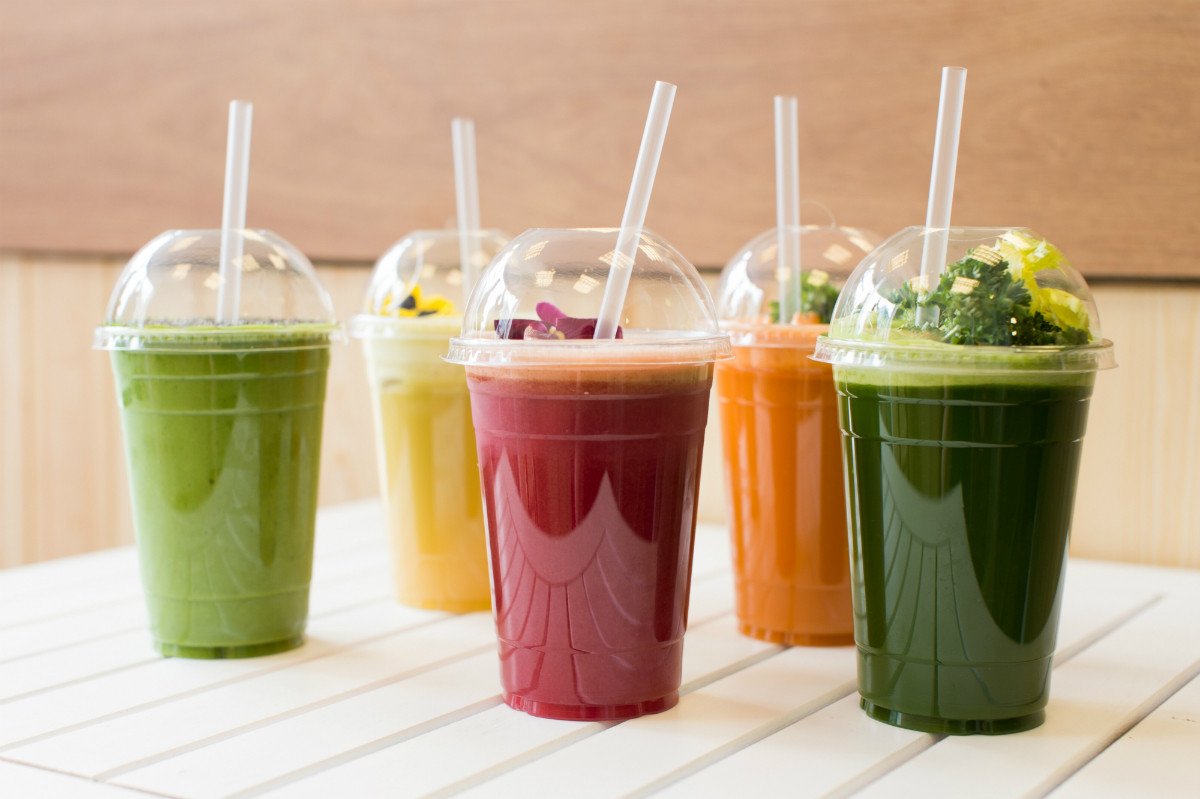 Best Healthy Fruit Smoothies  The Best Fruit Smoothies In London