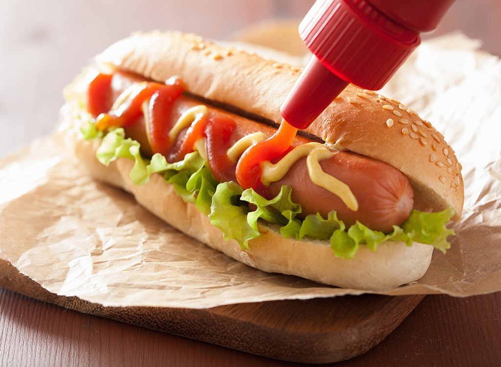 Best Healthy Hot Dogs  25 Best and Worst Condiments