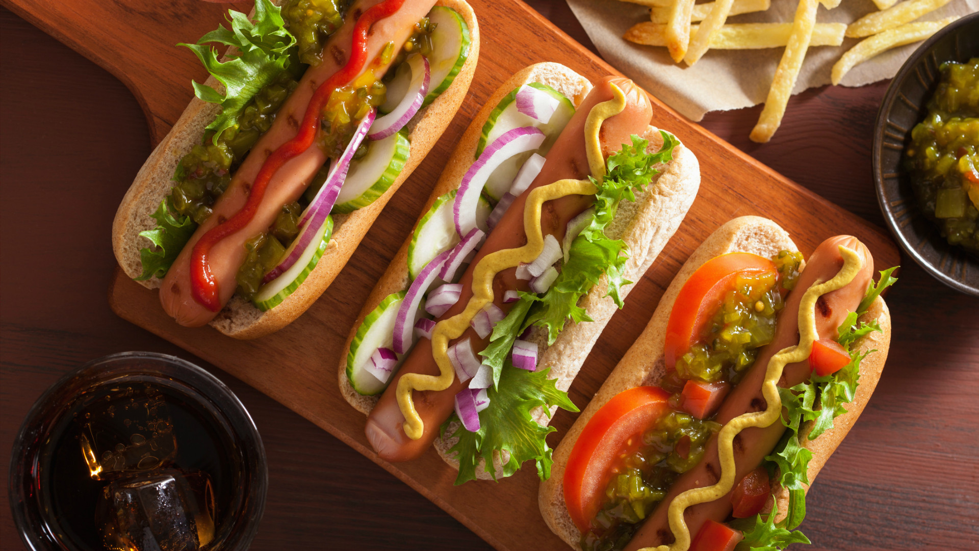 Best Healthy Hot Dogs  30 Creative Hot Dog Toppings for a Next Level Cookout
