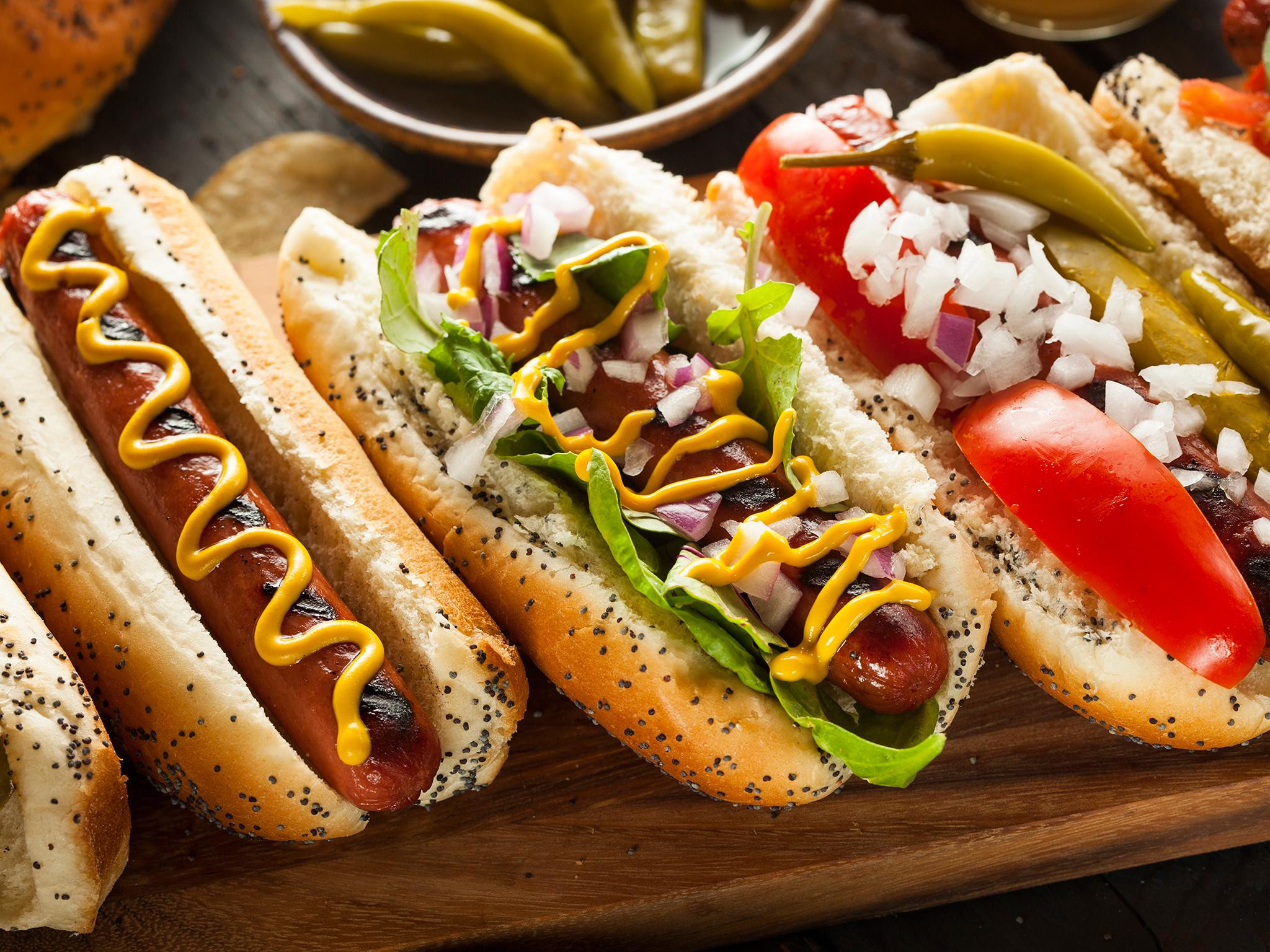 Best Healthy Hot Dogs  Food discoveries How was the hot dog sandwich and