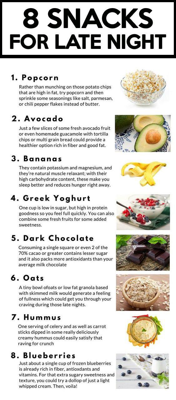 Best Healthy Late Night Snacks  17 Best ideas about Healthy Late Night Snacks on Pinterest
