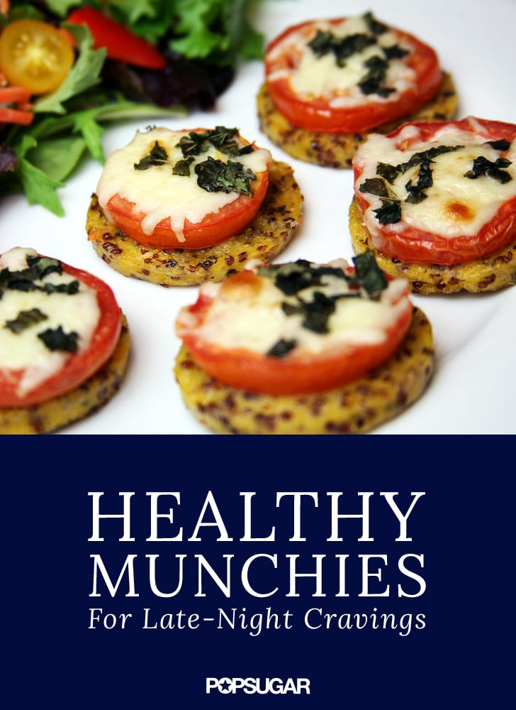 Best Healthy Late Night Snacks  Healthy Late Night Snacks That Are Low in Calories