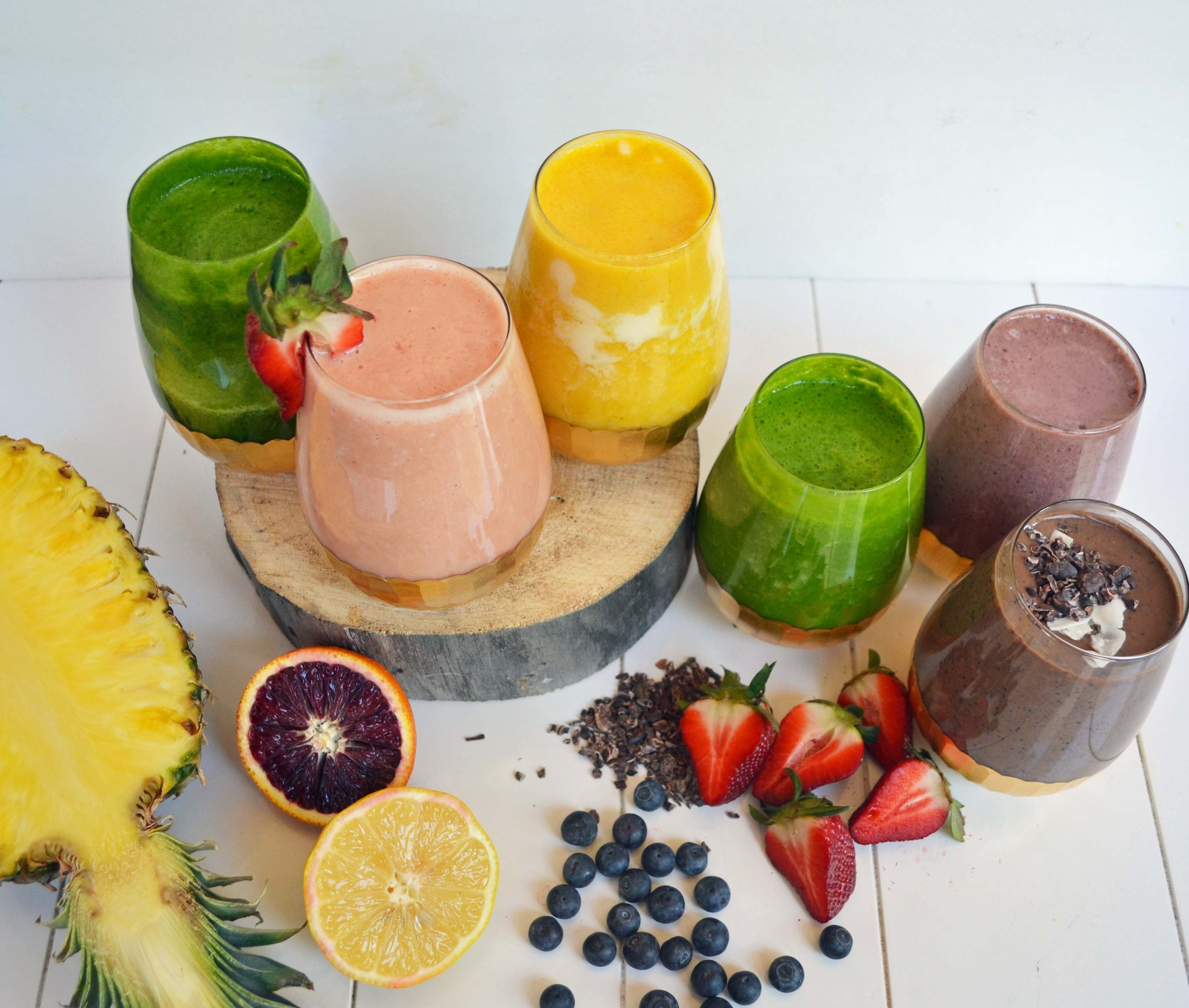Best Healthy Smoothies  6 Healthy Superfood Smoothies – Modern Honey