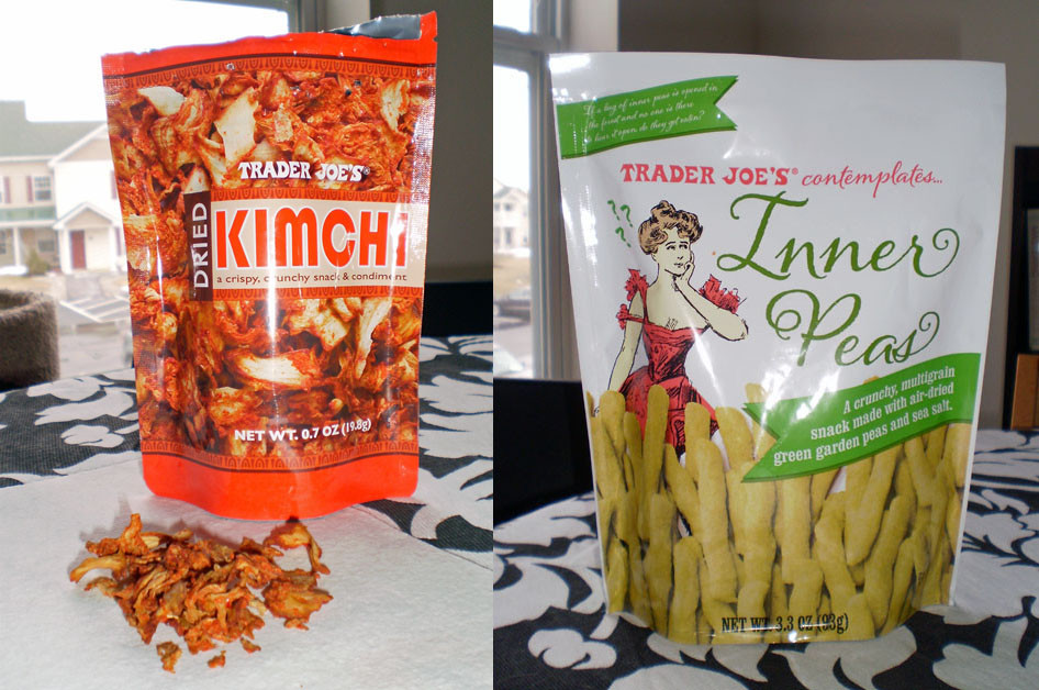 Best Healthy Snacks At Trader Joe'S  The Masticating Monkey Trader Joe s Snack Attack Dried